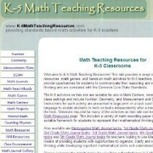 Math Teaching Resources for K-5 Classrooms | Bees Ed Tech | Scoop.it