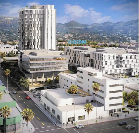 Viacom signs 12-year lease at Columbia Square in Hollywood - Los Angeles Times | Southern California Real Estate News | Scoop.it