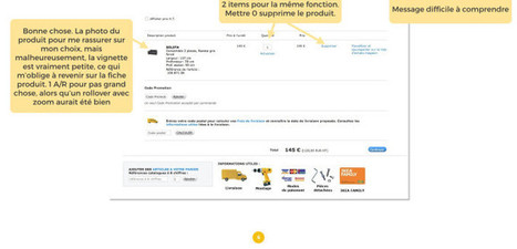 Cycle optimisation du tunnel de commande : première partie | e-commerce  - vers le shopping web 3.0 | Scoop.it