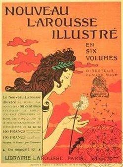 #145 ❘ Larousse, 1890 ❘ Eugène Grasset (1845-1917) | # HISTOIRE DES ARTS - UN JOUR, UNE OEUVRE - 2013 | Scoop.it