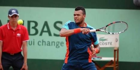 Interview : Tsonga : «Y croire encore plus» (Roland Garros 2013) | Tennis & ATP - Vivez la saison 2013 ! | Scoop.it