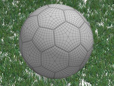 Ballon Fifa 2006 3D | 3D Library | Scoop.it