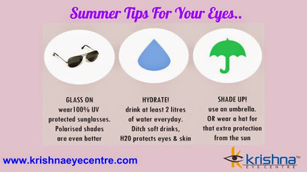Here is some Summer Eye Care Tips for you..<br/>Protect your eyes from the hot&hellip; | Best Eye Hospital in Mumbai | Scoop.it