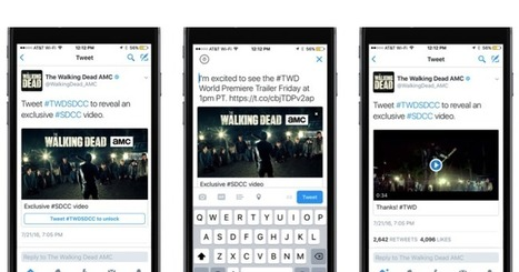 Twitter's newest ads are designed to get users totweet   better brand engagement   Scoop.it