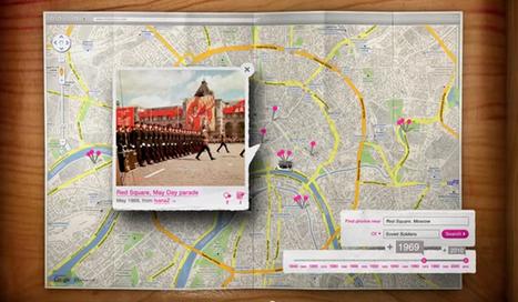 Cinco herramientas sorprendentes para crear mapas históricos geolocalizados | Educar con las nuevas tecnologías | Scoop.it