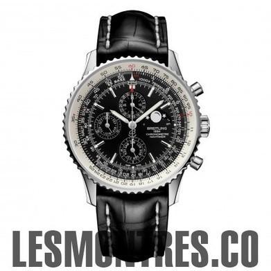 Suisse Replique Breitling Navitimer 1461 Crocodile cuir noir A1937012/BA57/760P | replique montres pas cher | Scoop.it