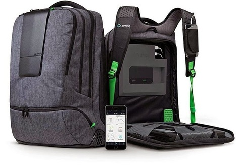 AMPL Smartbag - I Need! | Design, gadgets, photography + everything else | Scoop.it