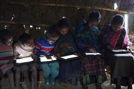 Can technology help teach literacy in poor communities? | eTEL | Scoop.it