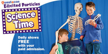 Questacon - The National Science and Technology Centre | Science Education - Secondary | Scoop.it