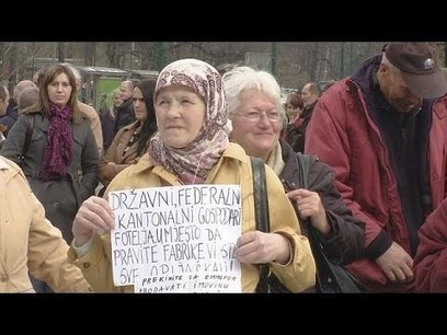 Bosnia-Herzegovina: corruption protests fuel a potential political spring - reporter - YouTube | Balkanesque | Scoop.it