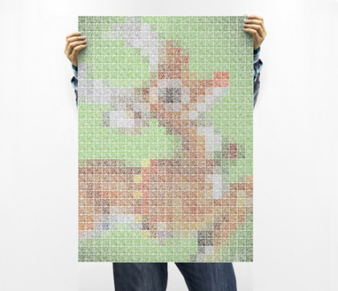 Wrapping paper made of QR codes | QR Codes | Scoop.it