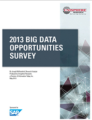 2013 Big Data Opportunities: A Survey of 304 Data Managers -- TDWI -The Data Warehousing Institute | Data Analytics | Scoop.it