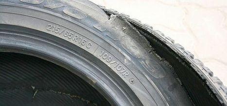 Un 71% del parque español de vehículos circula con neumáticos con menos presión de la recomendada   #Talleres   Scoop.it