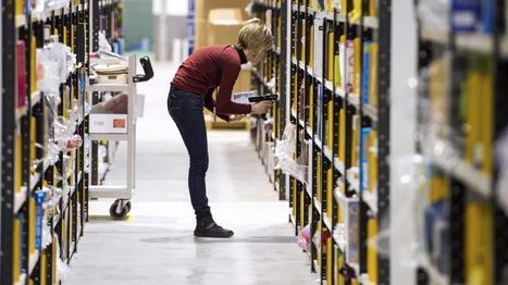 VIDEO. Travail minuté, fouille des ouvriers : les coulisses d'Amazon | business plan conseils 06.68.32.92.46 www.dice33.net | Scoop.it