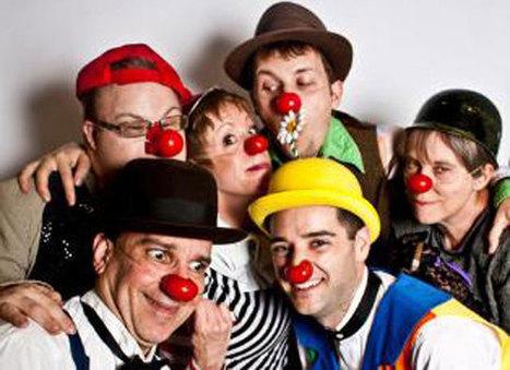 Kansas City clown class teaches more than circus skills | KCTV5 | OffStage | Scoop.it