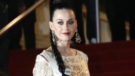 Katy Perry's wine tastes revealed; prefers Pinot Grigio, Malbec in dressing room | Vitabella Wine Daily Gossip | Scoop.it