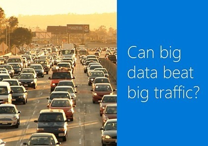 Microsoft Azure helps researchers predict traffic jams - Microsoft Research Connections Blog - Site Home - MSDN Blogs | Tecnologías Microsoft | Scoop.it