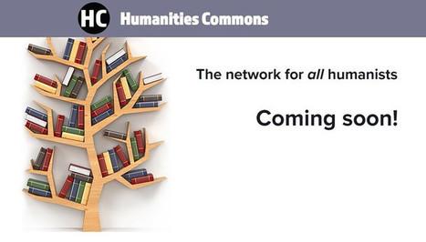 Humanities Commons: La red social de todos los humanistas | Libro electrónico y edición digital | Scoop.it