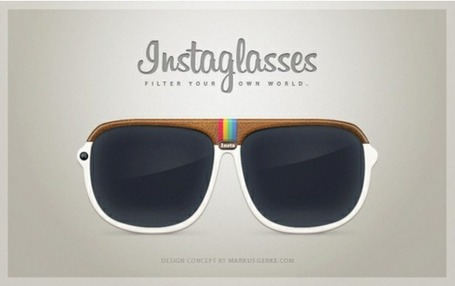 Introducing Instaglasses: Instagram for glasses – Simply Zesty - Simply Zesty | Social on the GO!!! | Scoop.it