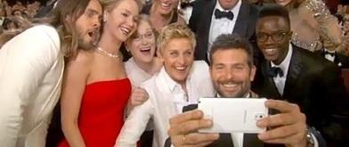 L'Oscar selfie d'Ellen DeGeneres, quel impact ? | ducontenuauclient | Scoop.it