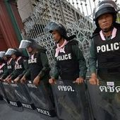 A Bangkok, le face-à-face de deux Thaïlande | Thailande Info | Scoop.it