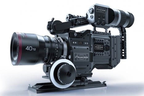 Meet the Panavision/RED Digital XL, a stunning new 8K pro camera with anamorphic 4K recording - | Digital Cinema | Scoop.it