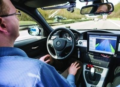 Dossier : Quand la voiture connectée passe à la vitesse supérieure   Mobilis - Véhicule communicant et automatisation   Scoop.it