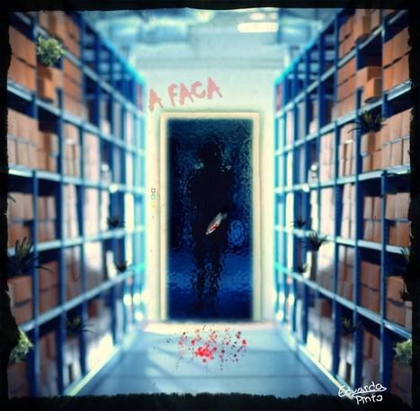 A Faca (Ficção Científica) – André Alves | Ficção científica literária | Scoop.it