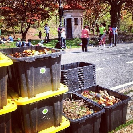 Composting On The Way Up In New York City High-Rises : NPR | Sustain Our Earth | Scoop.it