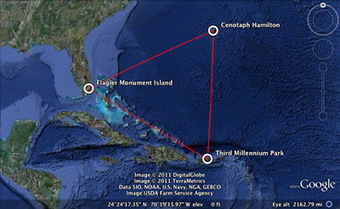 Beyond the Mysteries in Bermuda Triangle   the Devil's Triangle - Amazing Facts ~ Interesting Facts You Should Know   Every Thing Around the World   Scoop.it