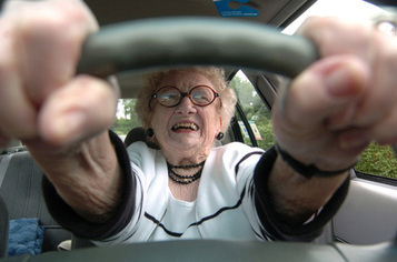 Senior Drivers Take Over the Roads - Splice Today | licenses need to wait until after 16 | Scoop.it