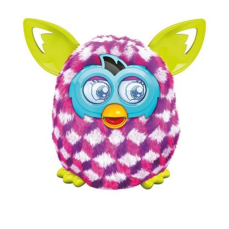 FURBY BOOM ~~ PINK CUBES ~~ PINK, PURPLE AND WHITE ~~ by Hasbro   Pink Purple Furby   Scoop.it