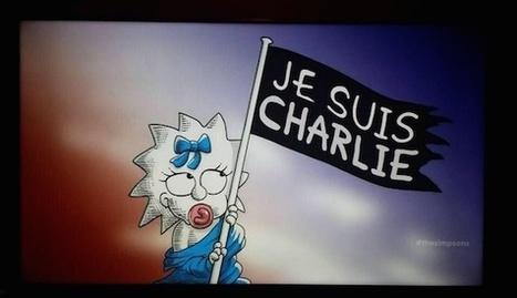 Les Simpson rendent hommage à Charlie Hebdo (VIDEO) | The simpsons | Scoop.it