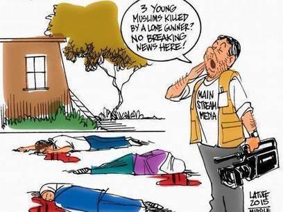 Chapel Hill Shooting and the 'New Atheist' Neocons - Intifada Palestine | U.S. Politics | Scoop.it