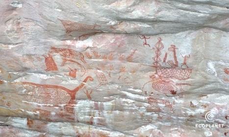El sorprendente arte rupestre de la Amazonía que asombró a 'The Guardian' | Arqueología, Historia Antigua y Medieval - Archeology, Ancient and Medieval History byTerrae Antiqvae (Blogs) | Scoop.it