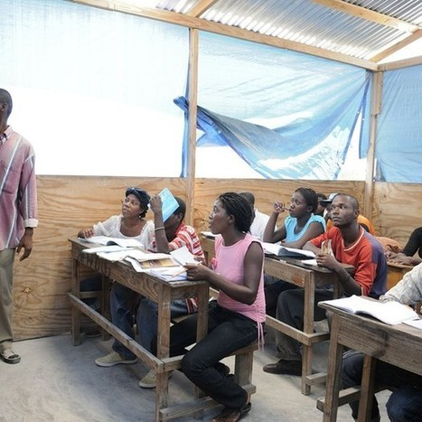 UN refugee agency backs Tablets for Education (Wired UK)   Digital Learning Today   Scoop.it