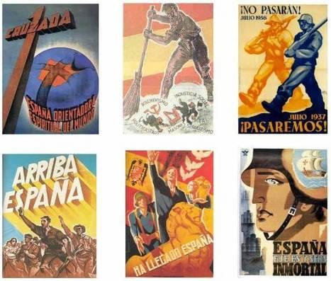 LA GUERRA CIVIL (1936-1939) | Enlaces - clases europeas | Scoop.it