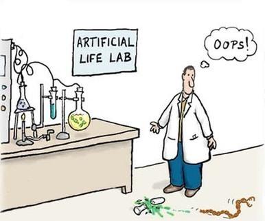 artificial-life-dna-cartoon-madden1.jpg (455x378 pixels) | Laboratory medicine | Scoop.it