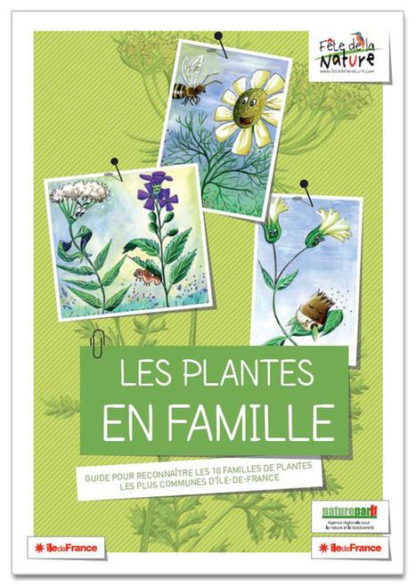 Guide Les Plantes en famille. fichier PDF | Société durable | Scoop.it