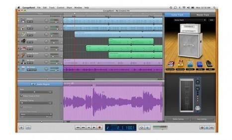 Télécharger GarageBand pour PC | Créer des rythmes et des mélodies en toute liberté sur le Web | Scoop.it