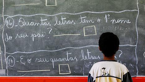 40% dos alunos concluem o ensino fundamental sem saberinterpretar textos | Banco de Aulas | Scoop.it