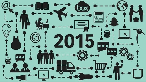 10 startups to watch in 2015 | kleckerlabor | Scoop.it