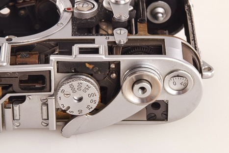 Shooting Film: Leica M3 Cutaway | L'actualité de l'argentique | Scoop.it