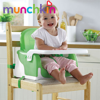 Scaun de Masa Munchkin - Booster Pliabil Premium   Bun pentru Bebe ~ Vrei sa Afli ce Bun pentru Bebelusul Tau?   bebelusi   Scoop.it