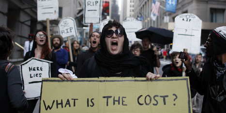This Is How Americans Are Grappling With Income Inequality | Sustain Our Earth | Scoop.it