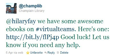 How Libraries Can Leverage Twitter | More TechBits | Scoop.it