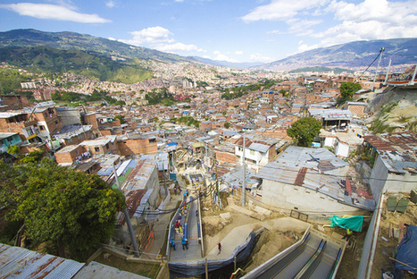 Sharing Without Sharing: The Strange Case of Medellín | Adaptive Cities | Scoop.it