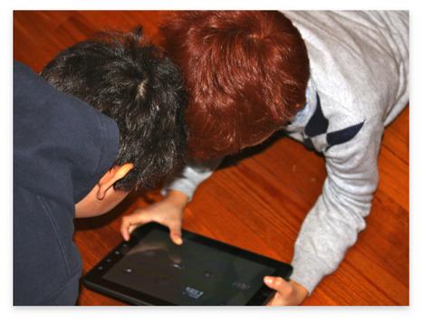 Un tablet per la scuola primaria e secondaria (per il bambino dislessico e non): Tablet a scuola | La tecnologia sconvolge la scuola | Scoop.it