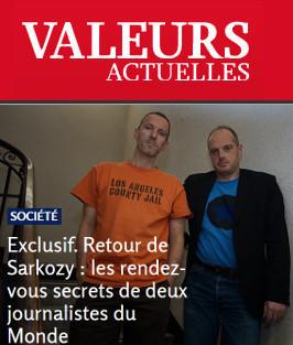 «Le Monde» espionné par un paparazzi | DocPresseESJ | Scoop.it