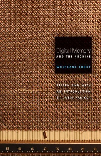 Digital Memory and the Archive is out! | Peer2Politics | Scoop.it